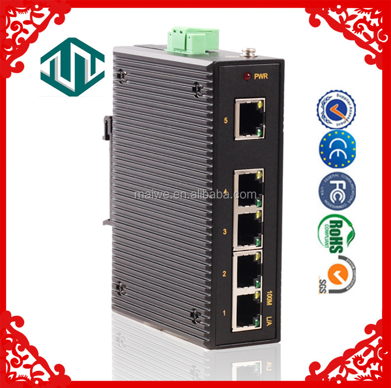 ruggedcom ethernet switch