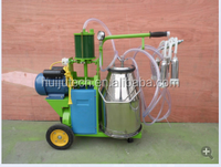 portable cow milking machine/milking machine cluster/camel milking machine