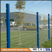 Trade Assurance garden metal fence powder coated