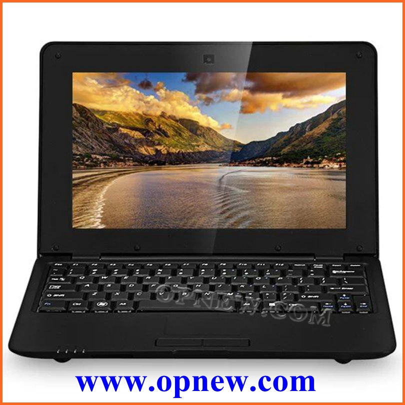 10 inch win10 window laptop pc dual system quad core android laptop computer for all country language keyboard factory oem