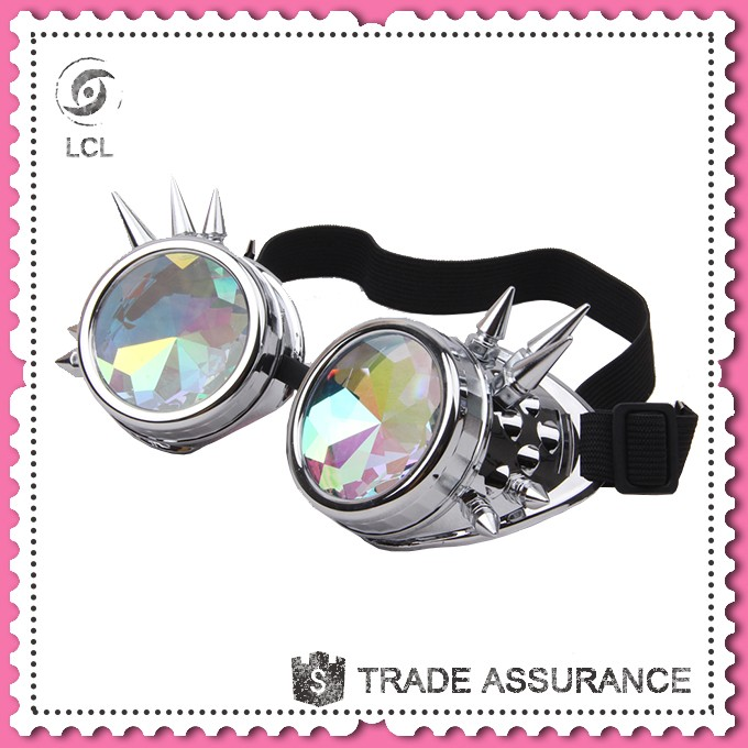 Fashion sun glasses women sunglasses, for party kaleidoscope glasses