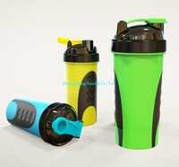 New design hot sale bpa free joyshaker water bottle with custom logo and sample OEM