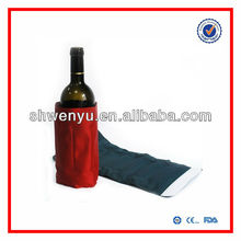 Bottle cooler wrap for wine,beer bottle wrap