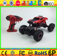 RC Truck 1:16 RC 2.4G radio control Toys 4WD climbing Across Rock Crawle Four Short Course Drift Car
