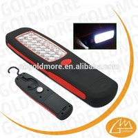 Goldmore 2 CE & RoHS approved led light work/led portable work light/magnetic base led work light