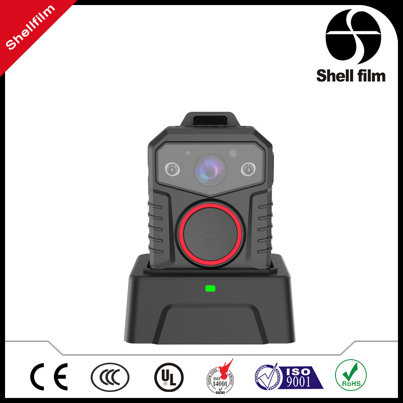 Best selling oem services gps police wearable camera hd video ocular