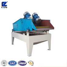 Best Price TS1225 Fine Sand Dewatering Screen Machine