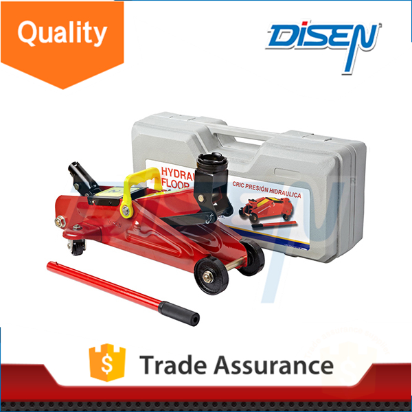 can extendable and best selling 2t hydraulic floor jack