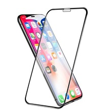 for iphone Xr Xs Xs max 5D tempered glass screen protector 9H with retail package 5D screen protector film
