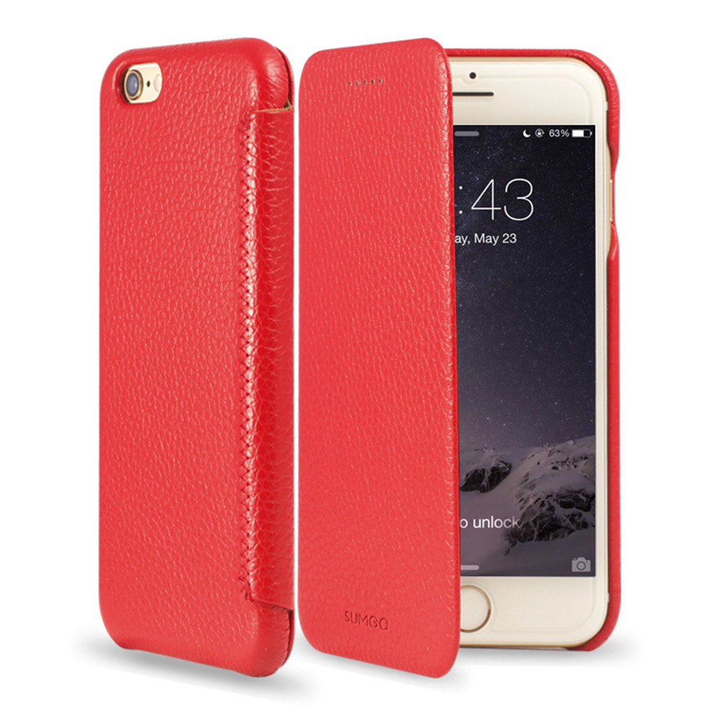 Wholesale Ultra Slim Luxury Leather For Iphone 6 Case, For iPhone 6s Leather Cover Case,covers for iphone