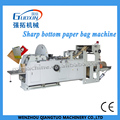 Automatic high speed KFC food paper bag making machine