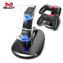 Charging Stand for PS4 Controller USB Charging Dock Station Stand for PS4