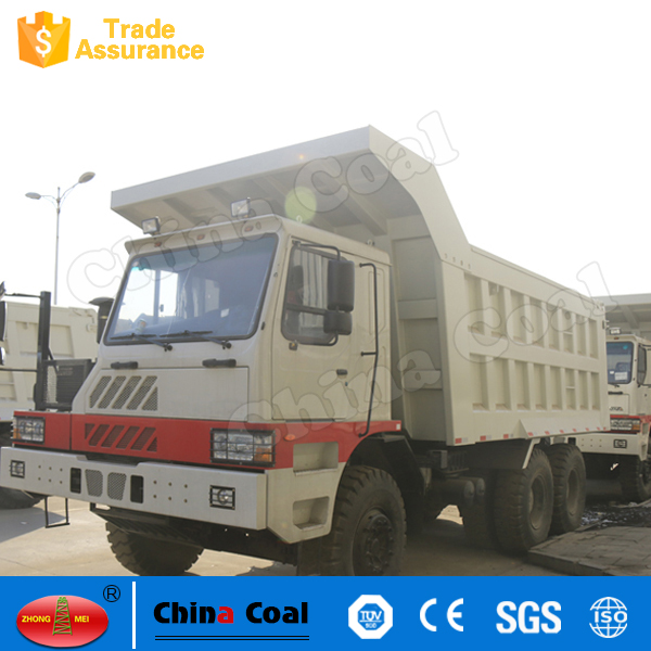 Off Road Big Mining Truck Tipper Truck