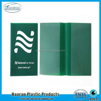 National Car Rental Document Holder