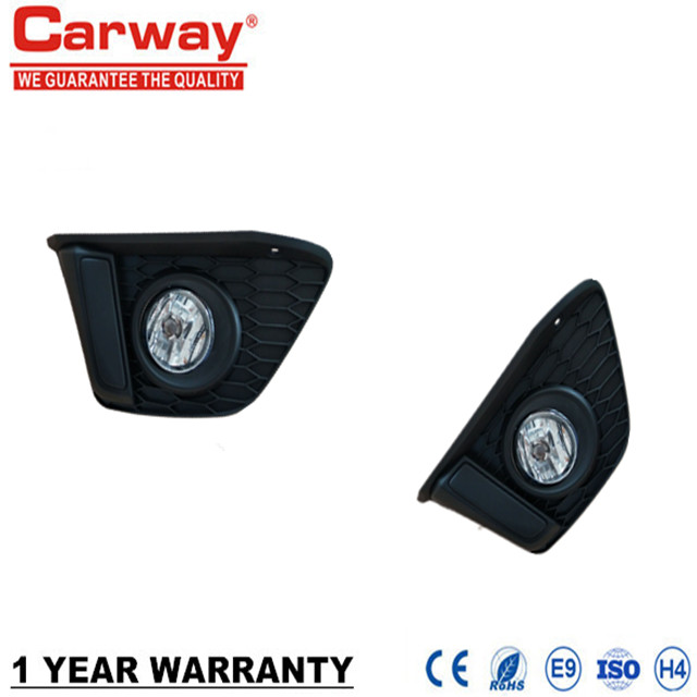 Top Selling Body Kit Car Fog Light for Honda Fit 2014 ON Auto Spare Parts