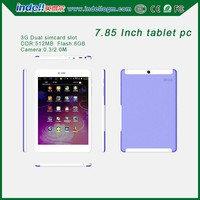 "A7 1.3GHZ,tablet pc,7.85"" capacitive Touch Screen,1024*768, android 4.2 tablet"