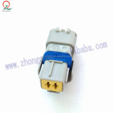 2pin 211PC022S8049 male electrical waterproof connector pbt gf15