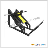 2016 high quality commercial gym equipment/exercise machine/JG-1646 Hack Slide
