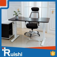 Unique Design High Quality Adjustable Height Hot Selling Long Study Computer Table Desk
