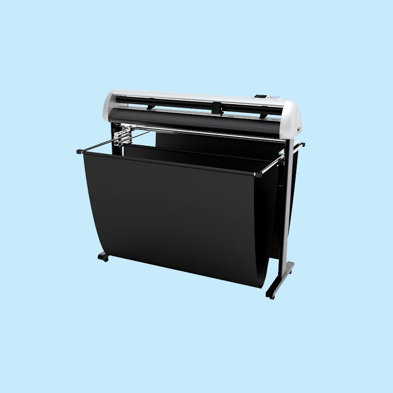 good quality infrared graph 1200mm sticker , paper contour cutting plotter machine with CE