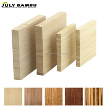100% vertical natural bamboo plank made to high dentisy tiger bamboo plywood