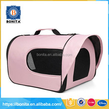 Best lovely ladies pink car dog suitable convenience pet cat travel bag