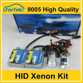 Wholesale 9005 high quality hid lights car xenon kit