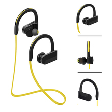 High quality wireless bluetooth 4.1 stereo earbuds for running