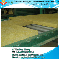 Curtain Wall Heat Insulation Use Rock Wool insulation
