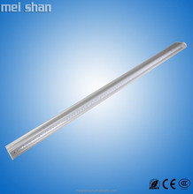 9w 600mm T5 aluminum and PC tube integration with ballast led light tube for housing