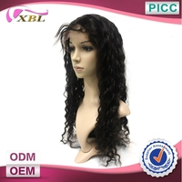 New Style Best Quality 100% Virgin Human Hair Black People Wigs