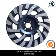 High quality Flat Electroplate Diamond Grinding Wheel