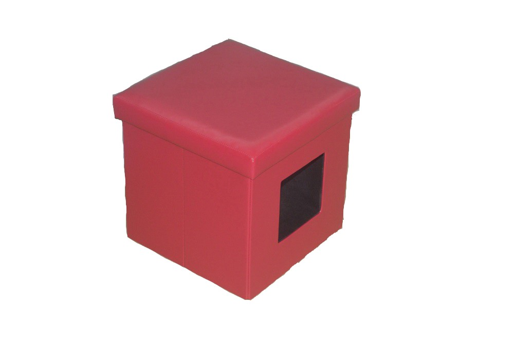 Removeable And Foldable PVC Pet House For Dog And Cat