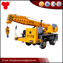 Hoist mini diesel engine crane,small hydraulic crane with CE/ISO
