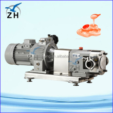 variable speed lobe pump for liquid food transfer oasis roots pumps
