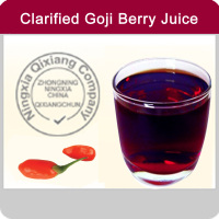 13% Brix Clarified Goji Juice/Wolfberry Juice