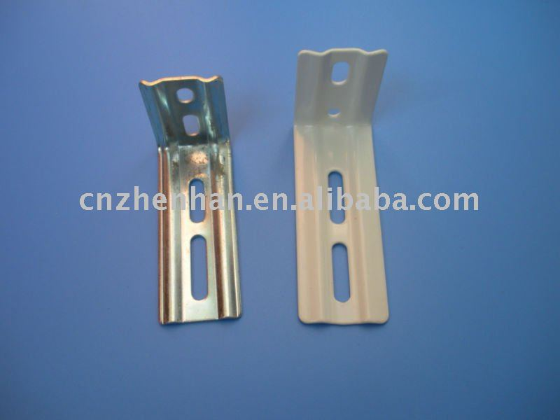 89 mm curtain wall bracket for Vertical blinds-curtain accessories