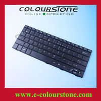 US Layout Black Notebook Keyboard For Asus 1005HA Keyboard MP-09A33US-5282