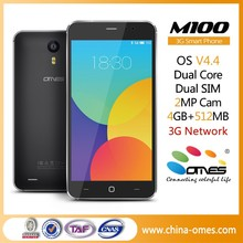 Best 5 inch Screen Shenzhen Dual SIM Unlock OEM China Smartphone