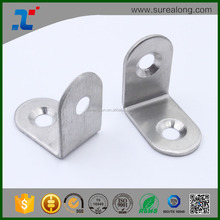 25mm furniture hardware cabinet corner brackets, metal corner wood connector