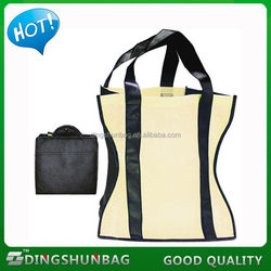 Alibaba china best-selling rose promotional foldable shopping bag