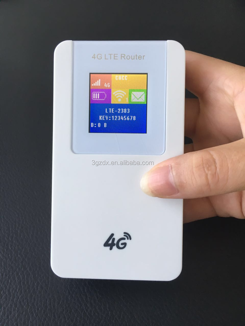 4G LTE Mobile Hotspot pocket bus wifi router M743 wifi modem password