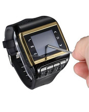 dual sim wrist watch mobile phone Q8