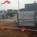 Cheap portable movable fence / temporary event fence panel