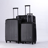 New Products Hard Luggage Aluminium Frame Luggage/100%PP LuggageTrolley