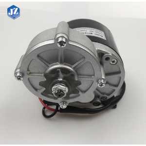 JIUZHAO Factory Wholesale MY1016Z3 350W 36V 24V DC Drive Motor for Electric Bicycle