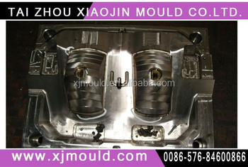high quality OEM automobile lamp mould