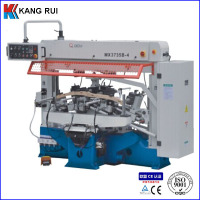 Multi woodworking tenon mortising machine