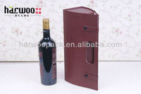 Wine Carried Bag PU Wine Bag 1 Bottle