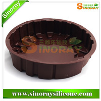 Silicone Birthday Cake Model from Sinoray